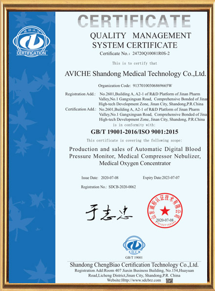 ISO9001-Medical Oxygen Concentrator+Blood Pressure Monitor
