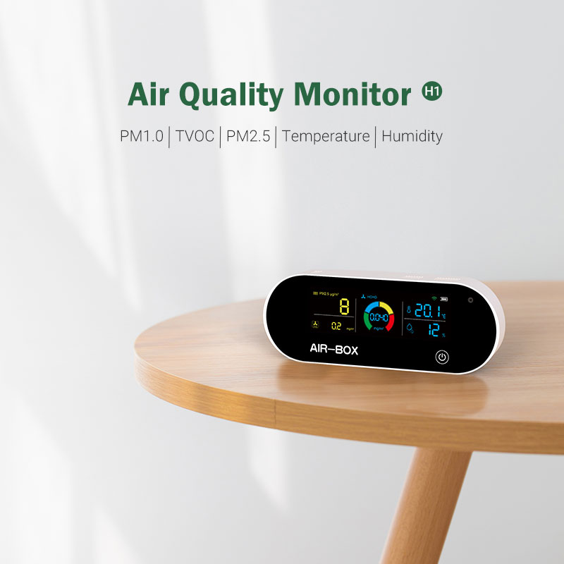 Indoor Air Quality Monitor H1