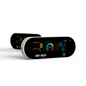 Smart Air Quality Monitor-H2