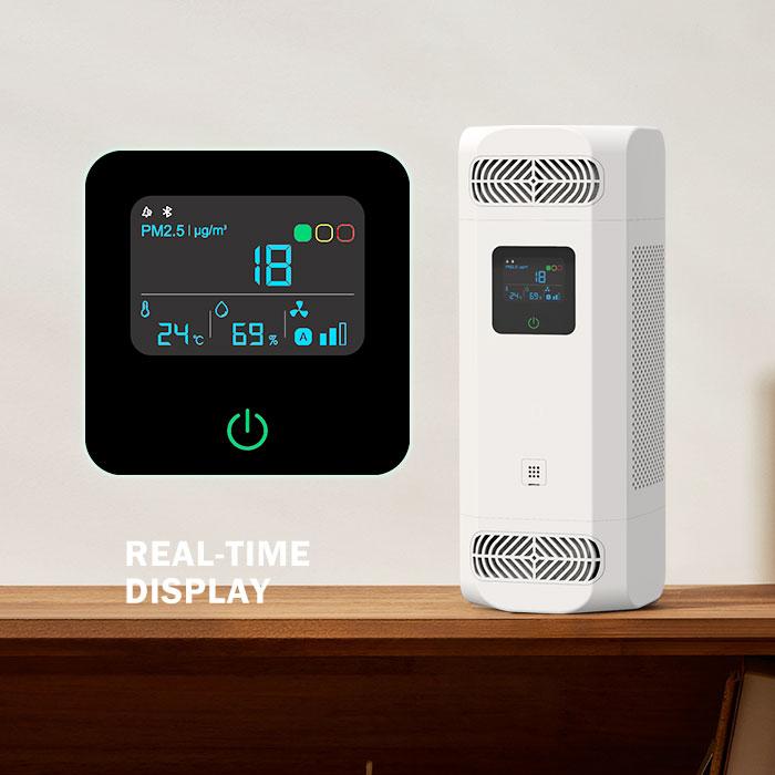 Desktop Air Purifier-C1A